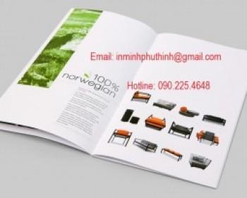 In catalogue rẻ tại Thanh Xuân, catalogue tại Hà Đông