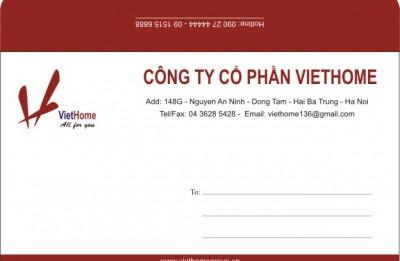 Địa chỉ in phong bì 16 x 23 (a5) giá rẻ ở Hà Nội – Hà Đông