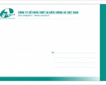 Nhận in phong bì thư giá rẻ tại quận Thanh Xuân