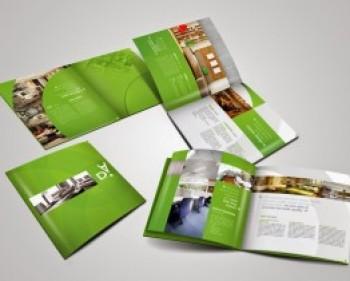 In profile, thiết kế và in kẹp file lấy nhanh giá rẻ