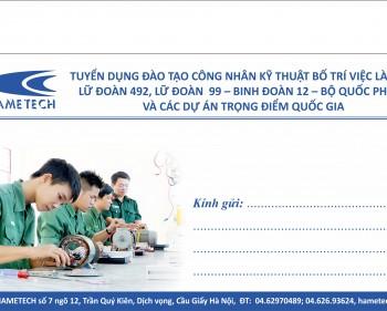 In Phong bì thư nhanh rẻ tại quận Hà Đông