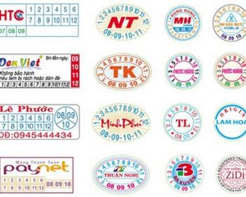 In Tem Bảo hành, in tem nhãn giá rẻ, in tem 7 màu ở đâu?
