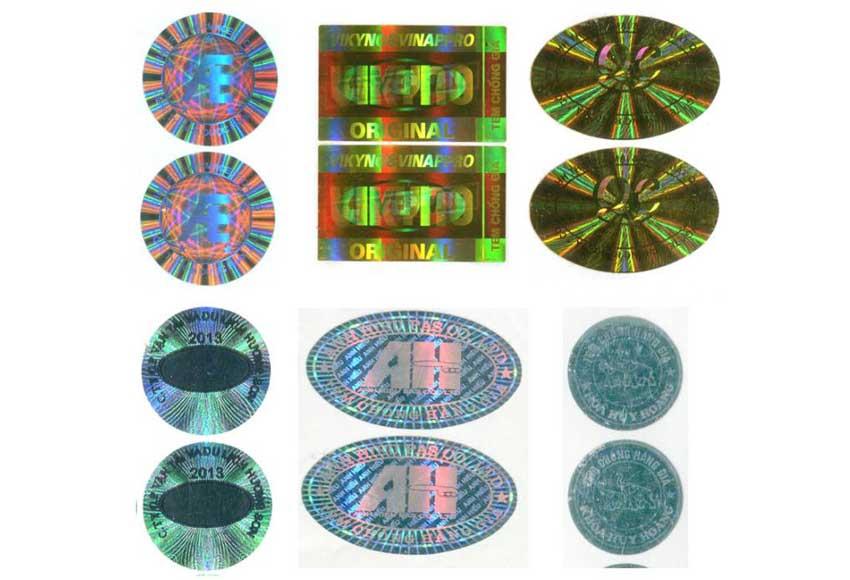 cơ sở in tem bảo hành, in tem vỡ, tem 7 màu ở đâu rẻ nhanh